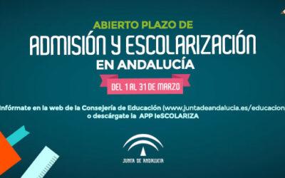 Escolarización 2021/22