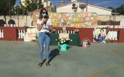 Celebración Mes de María Primaria