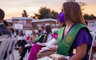 Graduación y presentación de Libros de la XXI y XXII Promoción